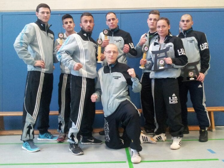 Kickboxen, Vollkontakt, K-1, K1, Newcomer Turnier, IDM, Bad Kissingen, WKF