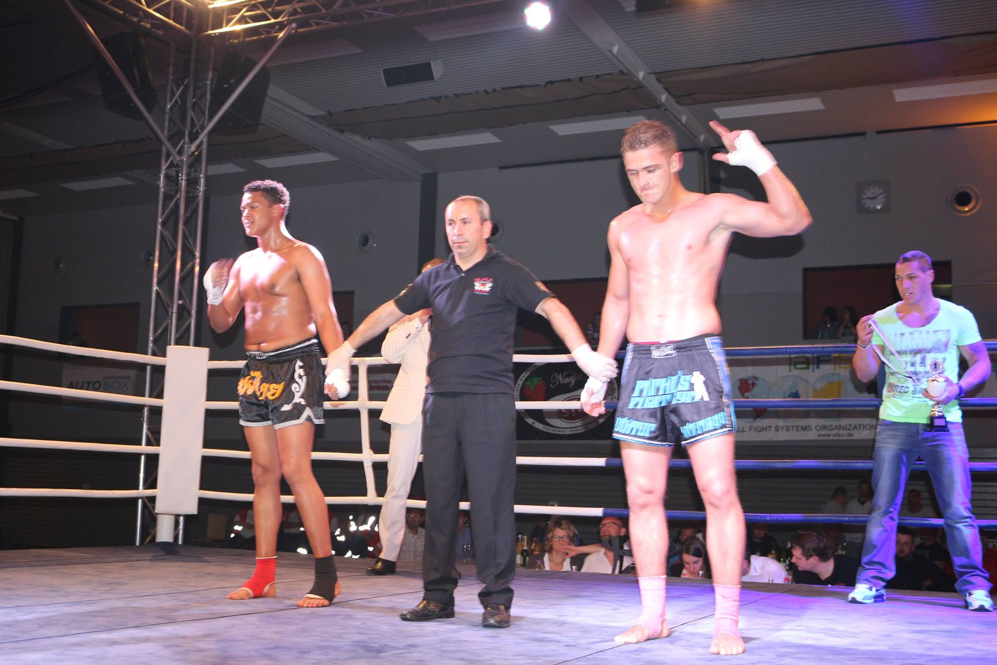 Mirkos Fihgt Night, Schutterwald, Offenburg, Kickboxen, K1, MMA-10