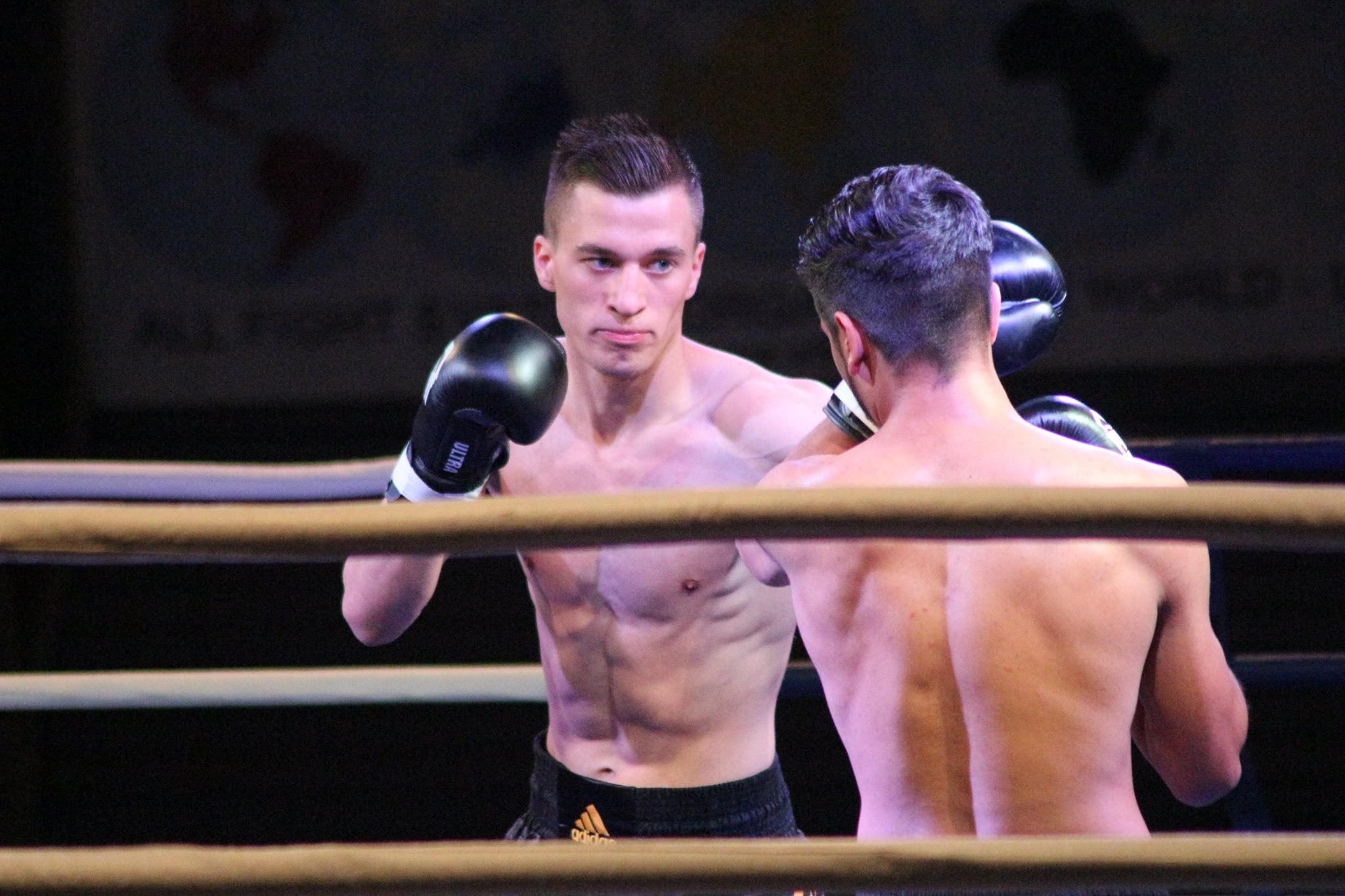 Mirkos Fihgt Night, Schutterwald, Offenburg, Kickboxen, K1, MMA-4