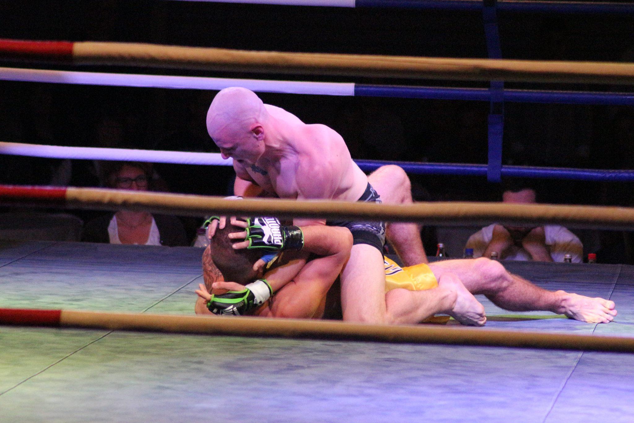 Mirkos Fihgt Night, Schutterwald, Offenburg, Kickboxen, K1, MMA-6