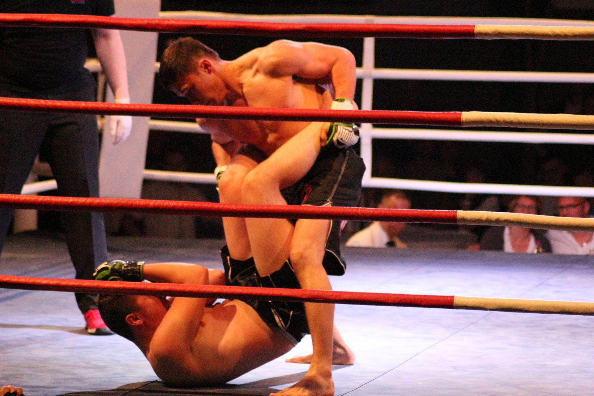 Mirkos Fihgt Night, Schutterwald, Offenburg, Kickboxen, K1, MMA-7