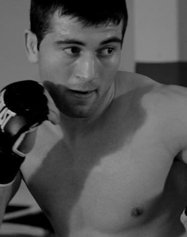 Musa Jangubaev - Trainer MMA